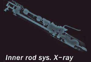Inner rod sys. X-ray